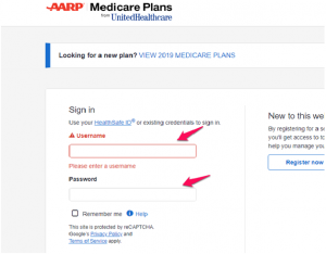 My AARP Medicare Plans