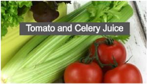 Tomato and Celery Juice