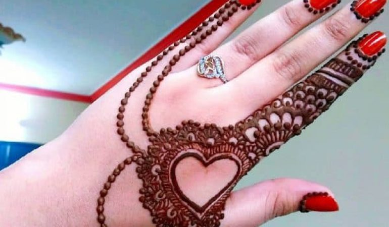 Mehndi Design 2019 Simple Mehndi Designs For Front Hands 2019